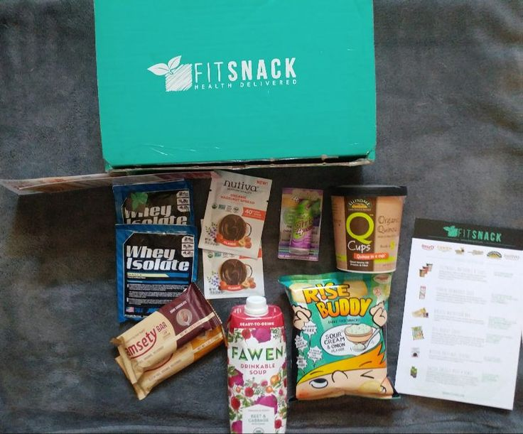 Haylee unboxes June's Fit Snack! Rise Buddy Chips, Fawen Drinkable Soup, Ellyndale Naturals Q Cups and more! Check out her review and join now to save on your monthly nutrition subscription box!  http://www.findsubscriptionboxes.com/a-closer-look/june-2017-fit-snack-review-coupon/?utm_campaign=coschedule&utm_source=pinterest&utm_medium=Find%20Subscription%20Boxes&utm_content=June%202017%20Fit%20Snack%20Review%20%2B%20Coupon  #FitSnack