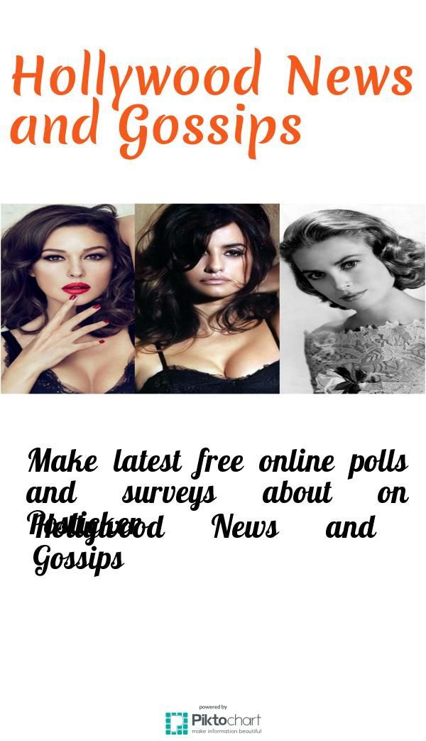 Hollywood news and gossips