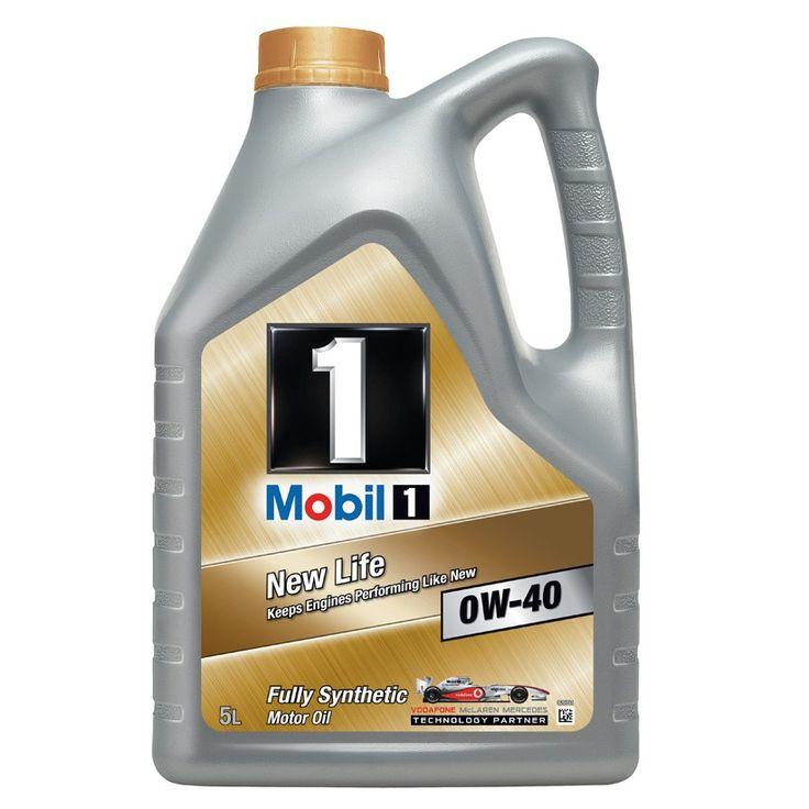 Mobil 1 New Life 0W-40 es el aceite de motor sintético con el más avanzado rendimiento, diseñado para proporcionar la máxima limpieza, protección al desgaste y potencia total. Mobil 1 New Life 0W-40, excede los requerimientos de las principales industrias y los estándares de los fabricantes de coches requeridos para los motores gasolina y diésel más modernos.