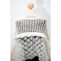 Fancy Shawl Available from our outlets or online shops : http://www.mohairblanket.co.za/ Cnr of Heugh Road and Sixth Avenue Walmer, Sixth Avenue Shopping Centre. Port Elizabeth 46 Baron van Reede Street Oudtshoorn Route 62 Annette Oelofse Mohair,Wool and Natural Fibre Products 27 Church street Graaff-Reinet
