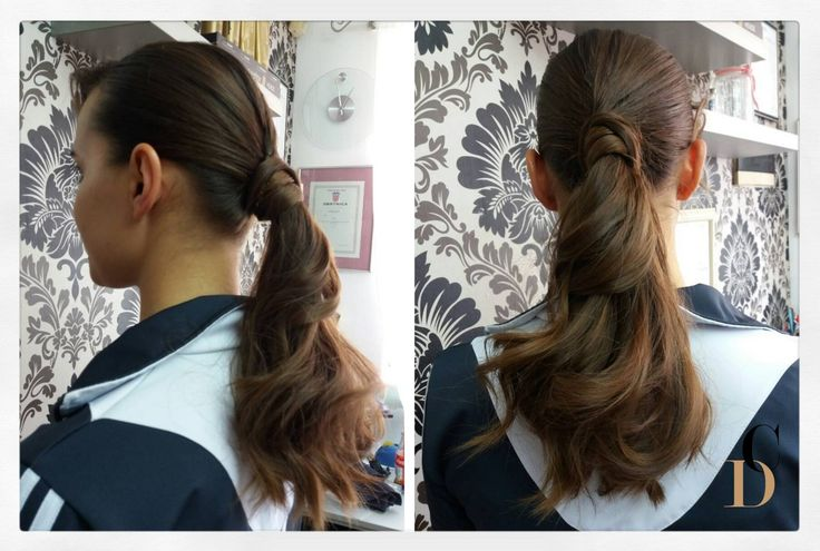 Best 25 Winter Wedding Hairstyles Ideas On Pinterest: Best 25+ Elegant Ponytail Ideas On Pinterest