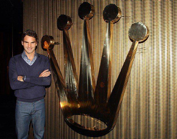 Roger Federer - Shanghai Rolex Masters