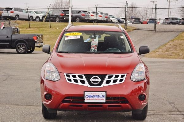 JN8AS5MV8FW252610 | 2015 Nissan Rogue Select S in Lawrence, MA Image 2