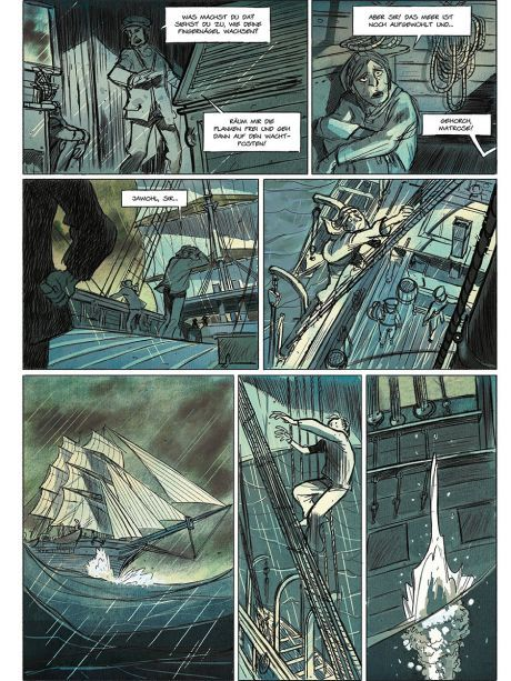pierre alary moby dick - Google Search