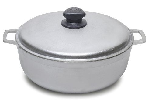 Imusa GAU80507W Cast Aluminum Caldero Dutch Oven 116Quart 14Inch *** You can find out more details at the link of the image.Note:It is affiliate link to Amazon.