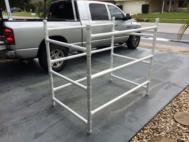 Kayak Fishing Forum :: Topic: Yak Storage Stand (1/2)