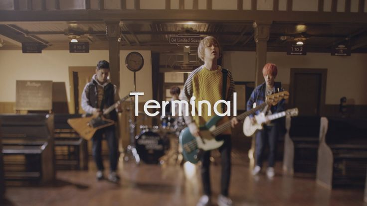 04 Limited Sazabys「Terminal」(Official Music Video) - YouTube