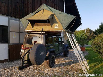 Tembo 4x4 rooftop tent TBHRT19 Classic - FD 4x4 Centre | 4x4 Specialist & 14 best Tembo 4x4 rooftop tent images on Pinterest | 4x4 Rooftop ...