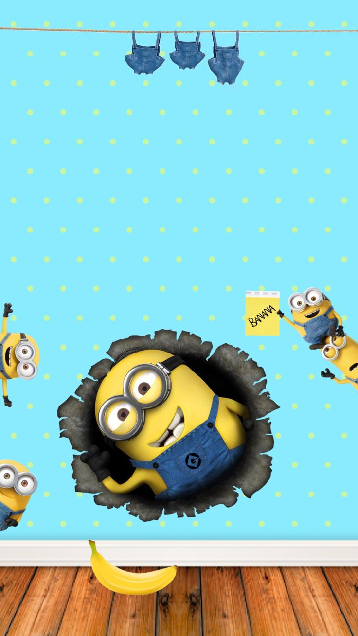Tumblr iphone wallpaper minions - Minion Wallpaper