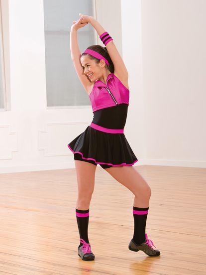 All Girls Allowed - Style 0522   Revolution Dancewear Hip Hop Dance Recital Costume