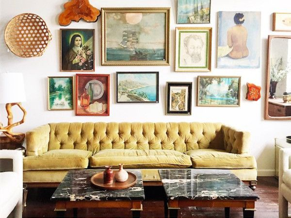 The 227 best Gallery wall images on Pinterest | Credenzas, Desk and ...