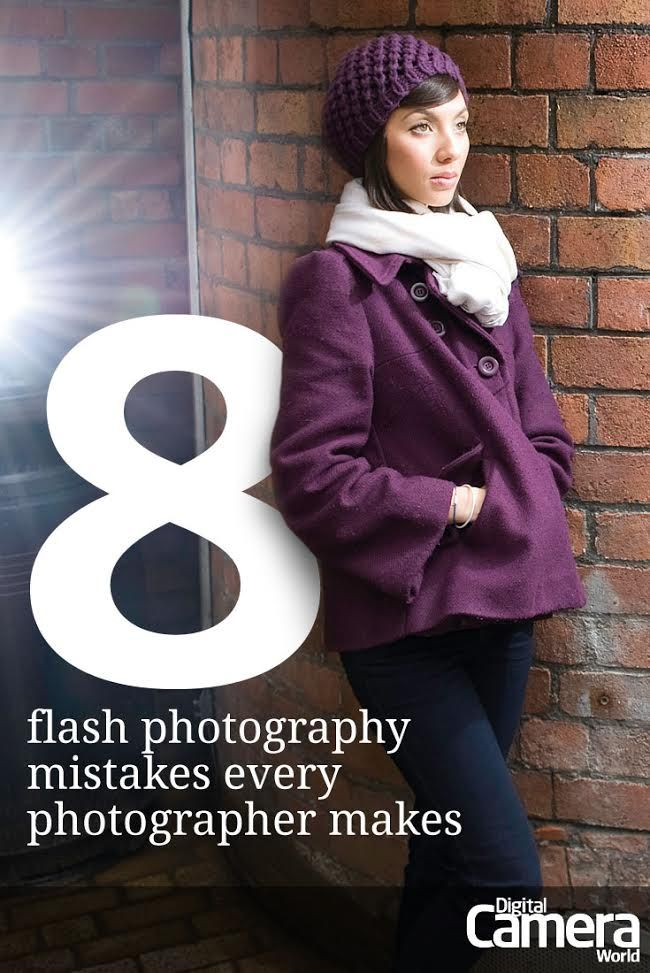 Automatic flash exposure systems make using flash easier than ever before, but there are some problems that crop-up on a regular basis. In the latest article in her series looking at some of the mistakes photographers make, our head of testing Angela Nicholson explains some of the classic flash photography mistakes and offers some of her best flash photography tips for avoiding them.