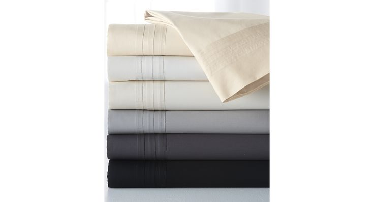 Donna Karan Moonscape Pair of King Pillowcases