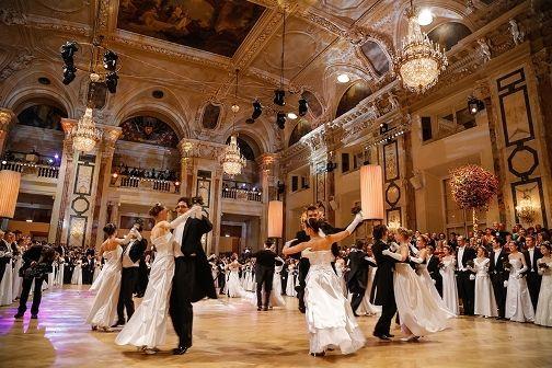 Hoffburg Palace, Imperial Ball, Vienna