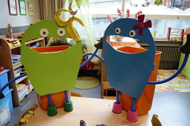 WELKOM IN DE KIKKERKLAS !: MOS project: ook de kleinste kleuters doen mee !