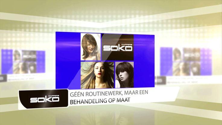 De promo van SOKO staat op youtube, binnenkort meer film en tutorials van SOKO