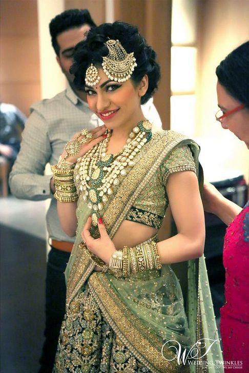 viyahshaadinikkah:Photography: Wedding TwinklesTulsi Kumar's Sangeet Night