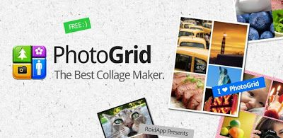 If you think to make The Best Collage so the best application in android is Photo Grid -Collage Maker by Roid apps
