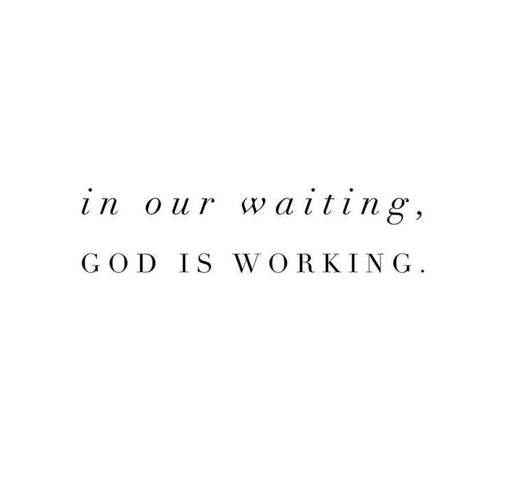 Keep the faith & hope alive in a season of waiting..God is working on miracles for you .❤