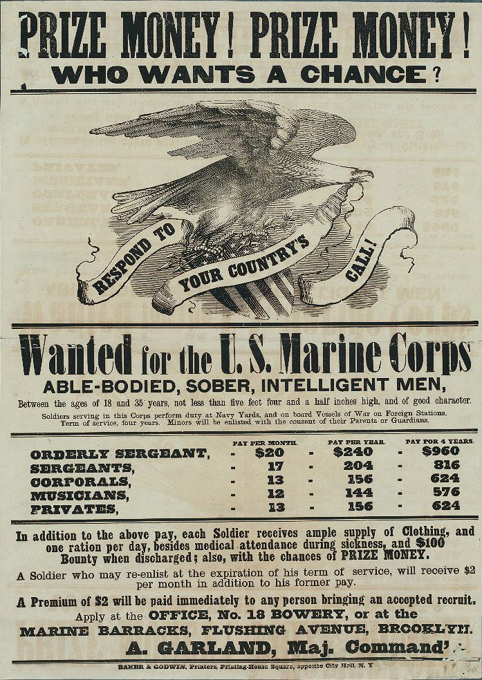 I need to do a 500 word essay on the history of the marine corps?