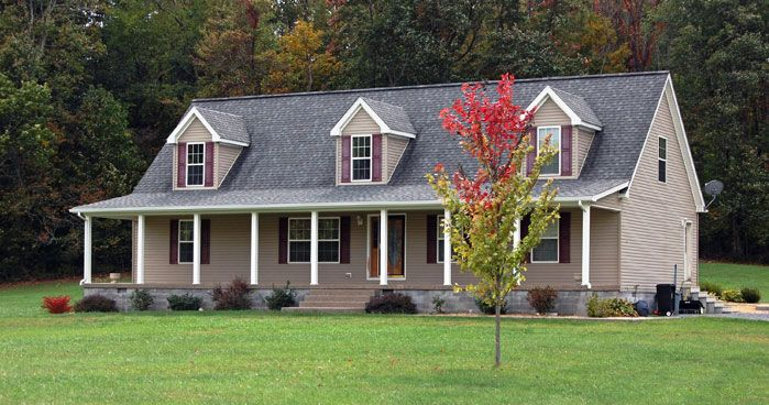 Vinyl siding ideas for a ranch style house explore your for Types of house siding