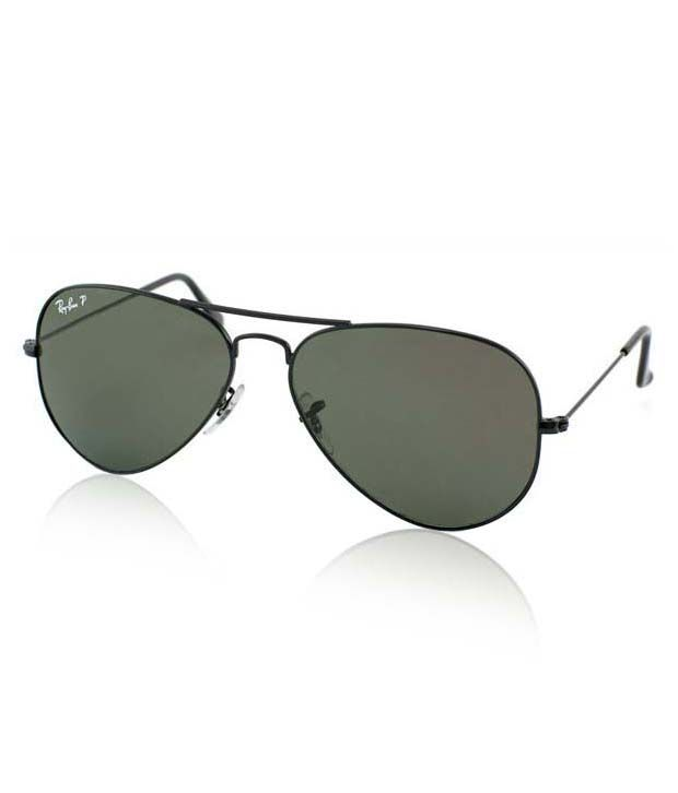 Ray-Ban RB3025 002/58 Aviator Polarized Size 58 Sunglasses, http:/