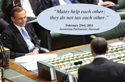 TONY ABBOTT CONTEMPT and DECEIT: Does the average person realise how much the Abbot... http://theaimn.com/average-person-realise-much-abbott-government-helping-wealthy/