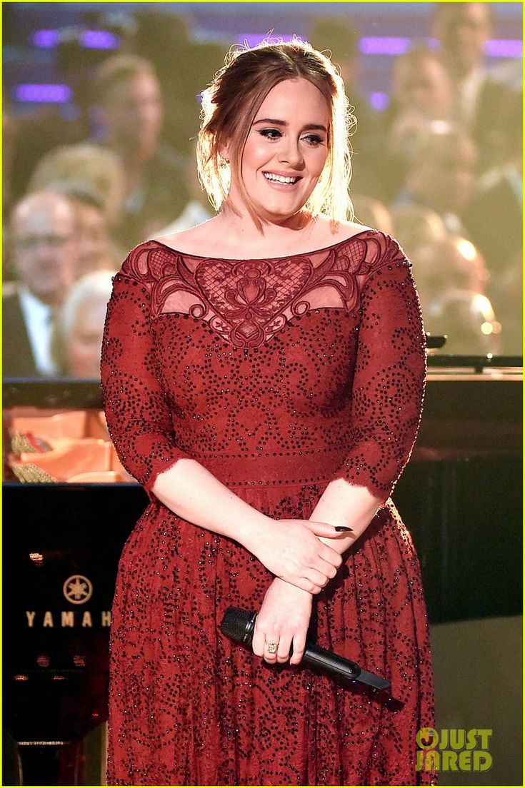 Adele Performs 'All I Ask' at Grammys 2016 - WATCH VIDEO!