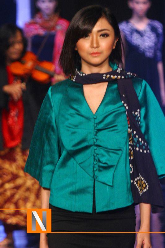 NW-Syal11 | #traditional #fashion #teenagers #cloth #Batik #BatikTulis #Gunungkidul #Yogyakarta #Jogja #Java #Indonesia