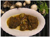 Gombás-barna mártásos szarvas - Így főz anyátok