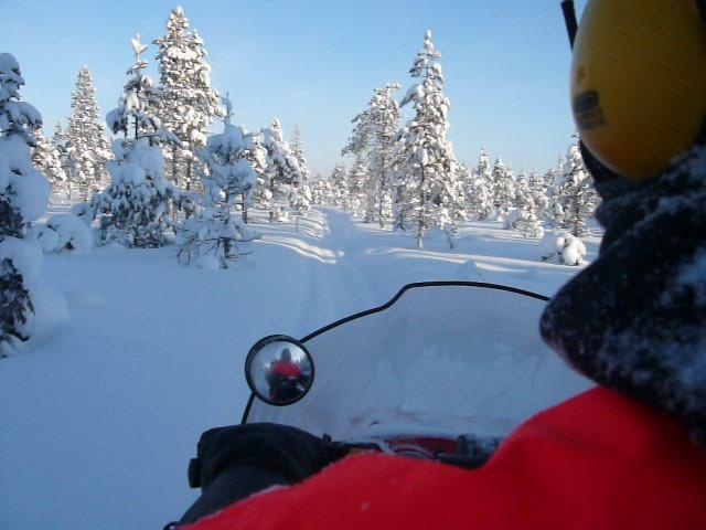 Snart är vi här igen ;) Vinter i #Vilhelmina #Lappland #Sweden