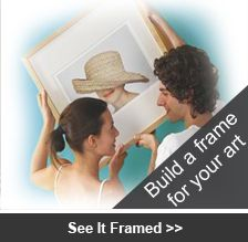 Picture Frames, Photo onto Canvas