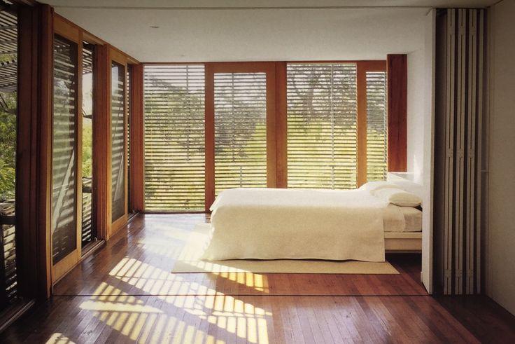 Sean Godsell Carter/Tucker house/ Bedroom