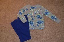 Children's Place Girls Sweatshirt/Jeans Outfit Set, size L, 10-12, EUC