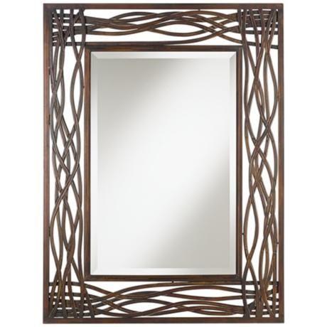Uttermost Dorigrass  Wall Mirror