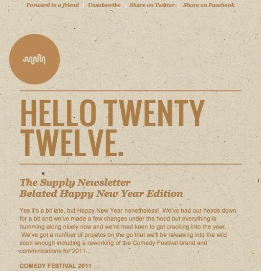 20 best images about Newsletter design on Pinterest