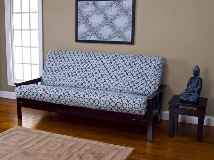 blue with black circles 130 best futons images on pinterest   futon covers futons and      rh   pinterest