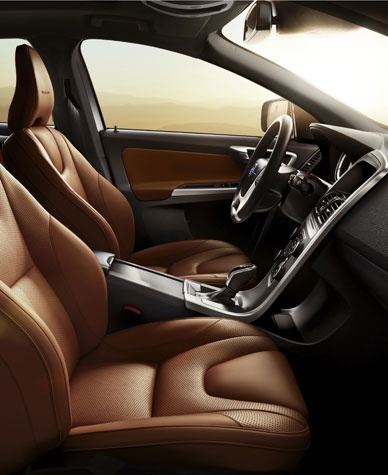Volvo xc60 2012 Interior