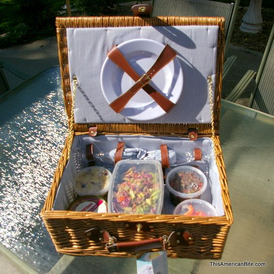Menu for a Gluten Free Mothers Day Picnic - Recipes by This American Bite