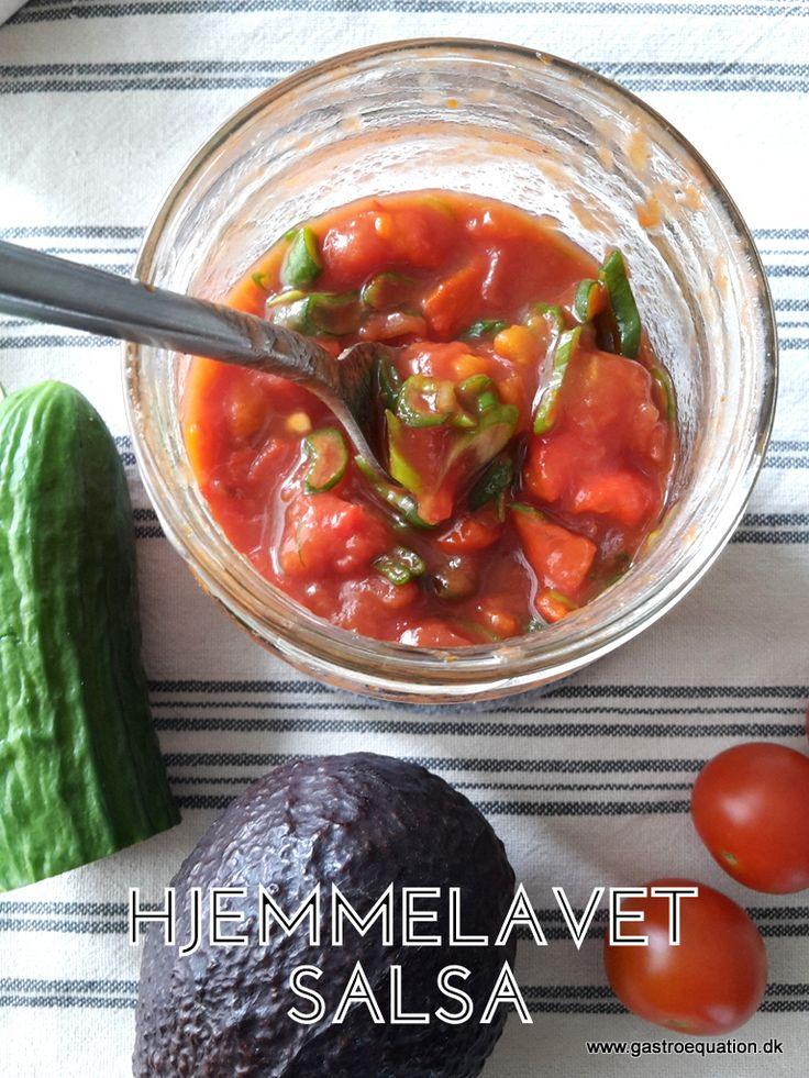 Hvem kan ikke li tex-mex? En low fodmap salsa kan være svær at fremskaffe pga. indholdet af løg og hvidløg. Lav din egen, det smager så meget bedre. Perfekt til mexicanske majspandekager!