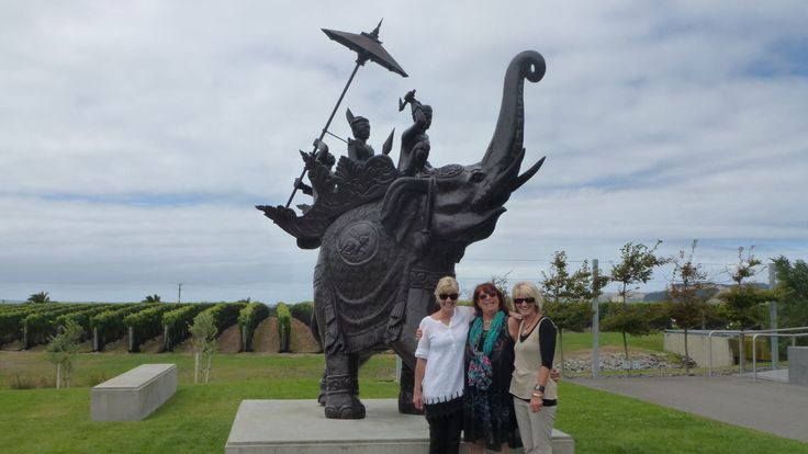 Elephant Hill Vineyard and Restaurant - a must visit in Hawkes Bay New Zealand