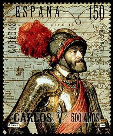 España Stamp