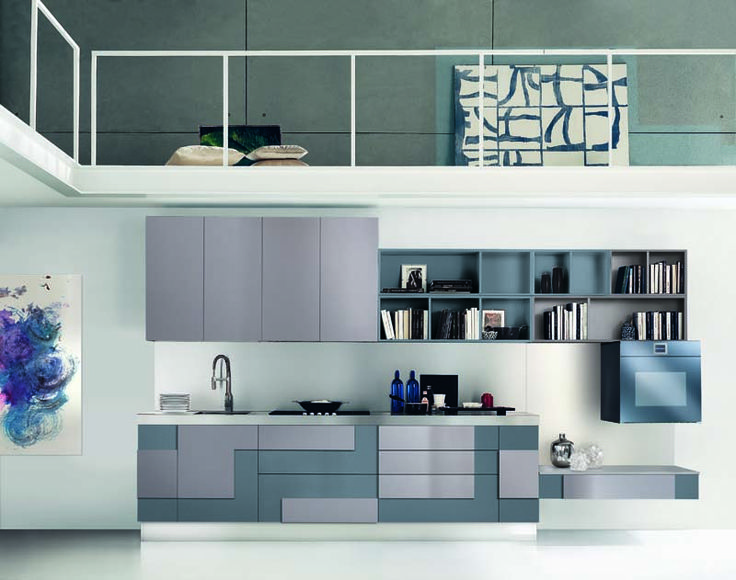 10 best CREATIVA / Cucine Lube Moderne images on Pinterest | Cucina ...