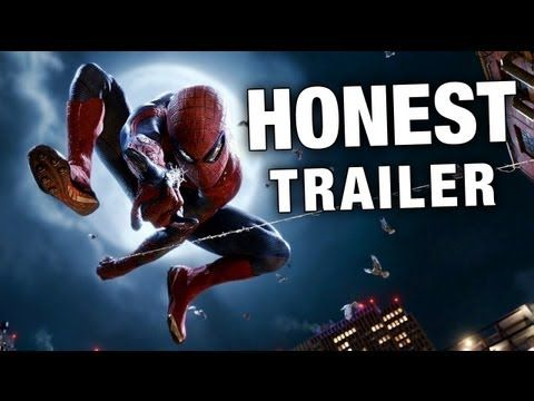 *Honest Movie Trailers: The Amazing Spider-Man by Screen Junkies - http://www.youtube.com/watch?v=l2KSPiTOMR8=player_embedded=1