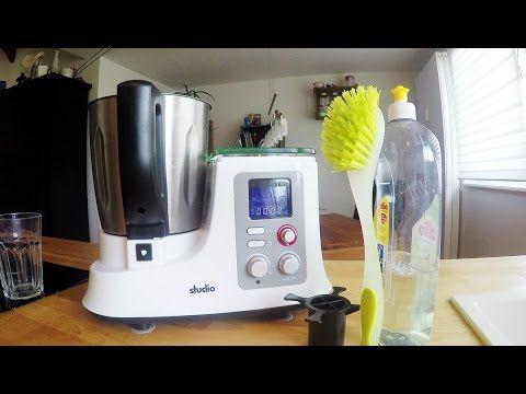 Wie putze ich meinen Aldi Mixer? | Teil 1 | schnelles Putzen - YouTube