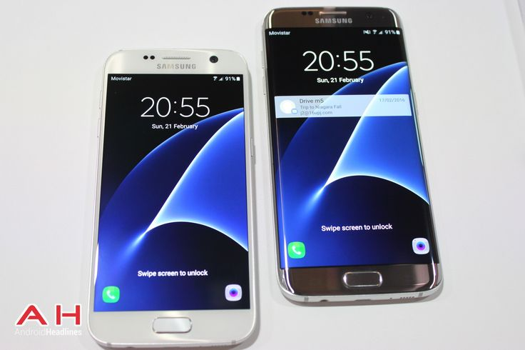 AT&T And Sprint Now Shipping Galaxy S7 & S7 Edge Pre-Orders #Android #CES2016 #Google