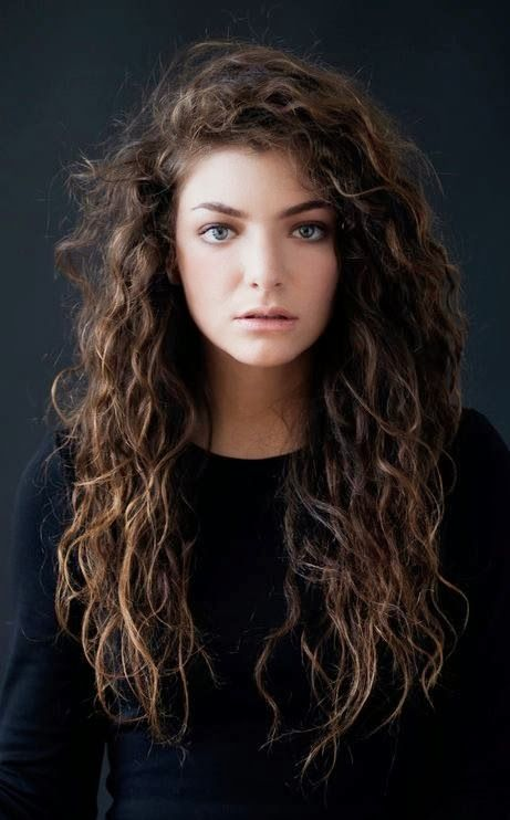 Cool 1000 Ideas About Long Curly Hair On Pinterest Curly Hair Long Hairstyles For Women Draintrainus