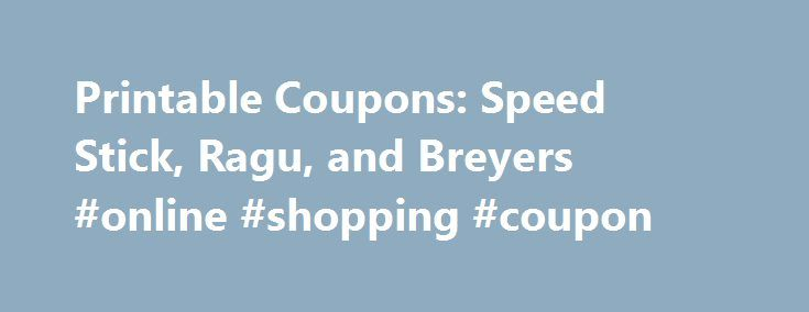 Printable Coupons: Speed Stick, Ragu, and Breyers #online #shopping #coupon http://coupons.remmont.com/printable-coupons-speed-stick-ragu-and-breyers-online-shopping-coupon/  #ragu coupons # Manufacturers put coupons out by area code to reach a targeted group of buyers. These are meant for that area only. I feel like when you put in an area code that is outside your region you are committing a form of coupon fraud. Maybe this is why there is a huge error and noone can get the coupons anymore…