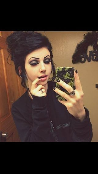 Hello guys I'm Cher Overfield... I was dropped off here at 6 with all my belongs such as my birth certificate, that explains why I know my biological last name. I'm really outgoing and love music and dark scary things. I also have a bit of a crush on Malcolm Flint.... and I'm 16