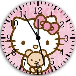 Hello Kitty Clock Art | PopScreen - Video Search, Bookmarking and Discovery Engine
